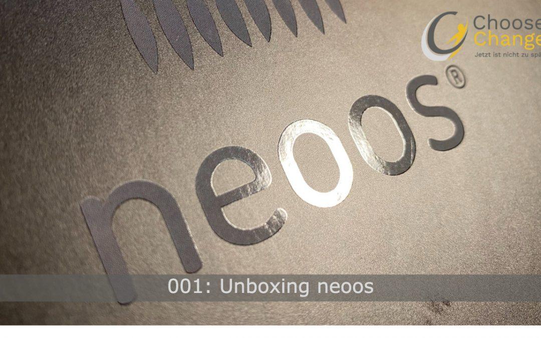 01 Unboxing neoos x – der Start in eine neue Serie